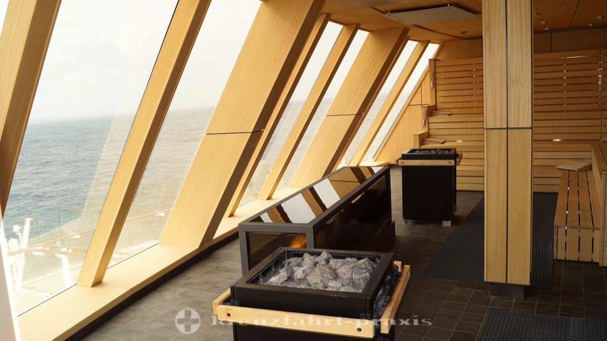 Spa - Finnische Horizont Sauna