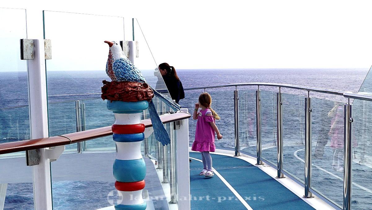 Mein Schiff 2 - Tag 9 - Auf See