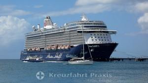 Mein Schiff 6 and Corona - TUI Cruises cancels Dubai trip