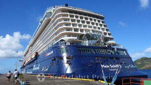 Mein Schiff 3 current statements from Tui Cruises