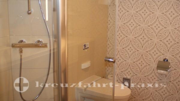 Mein Schiff 3   Badezimmer Junior Suite ...