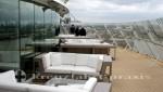 Mein Schiff 3 - X-Lounge - Außenbereich