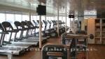 Mein Schiff 3 - Fitness-Bereich