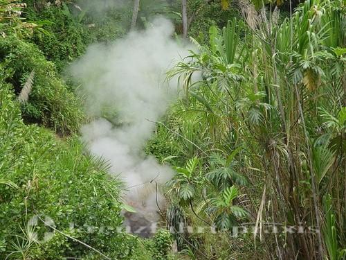 Schwefelquellen auf Dominica