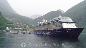 """TUI Cruises will start with """"Blue"""" trips from Kiel in May"""