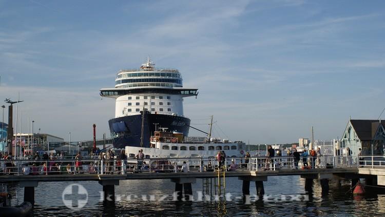 Mein Schiff 4 - Kiel/Ostseekai