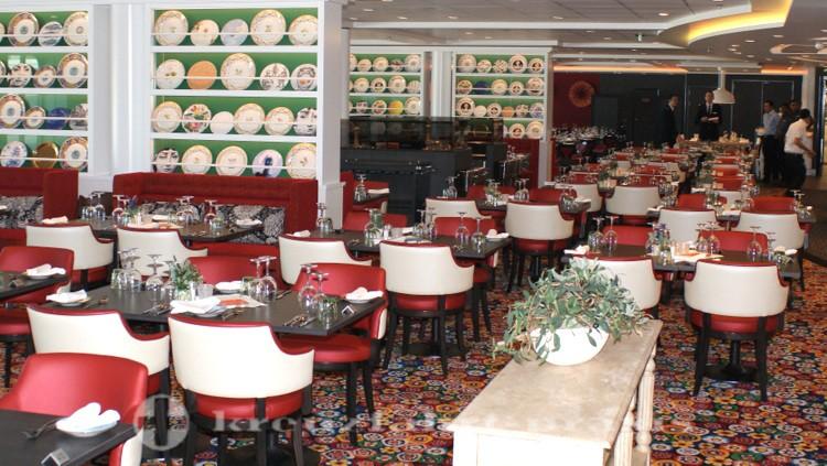 Mein Schiff 4 - Atlantik Mediterran Restaurant