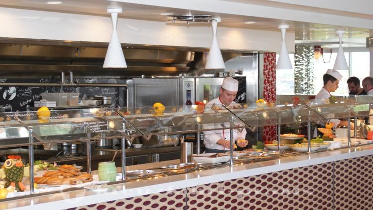 Mein Schiff 4 - Gosch Sylt Restaurant
