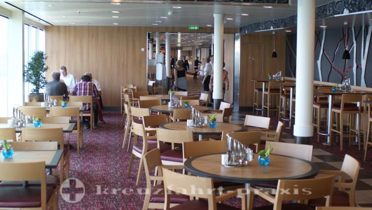 Mein Schiff 4 - Buffet Restaurant Anckelmannsplatz