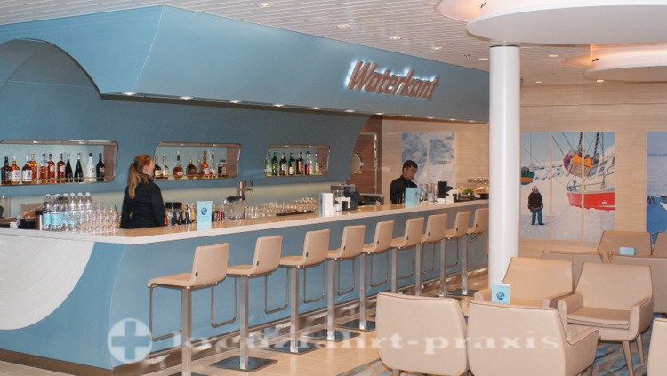 Mein Schiff 4 - Waterkant - Bar & Lounge