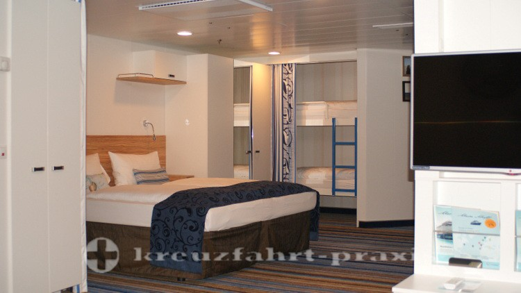 mein schiff 4 kabine. Black Bedroom Furniture Sets. Home Design Ideas