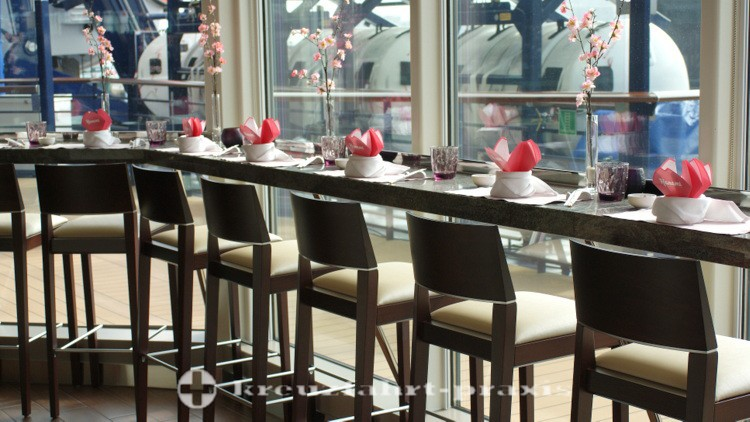 Mein Schiff 4 - Hanami Restaurant