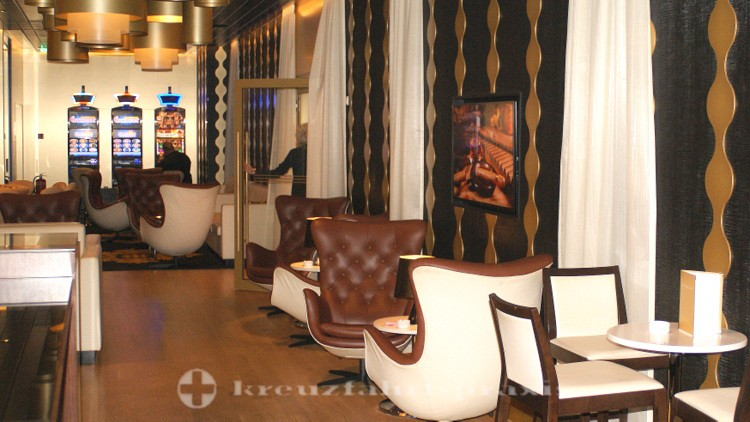 Mein Schiff 4 - Casino & Lounge