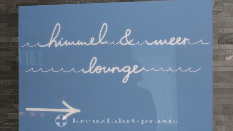 Mein Schiff 4 - Himmel & Meer Lounge