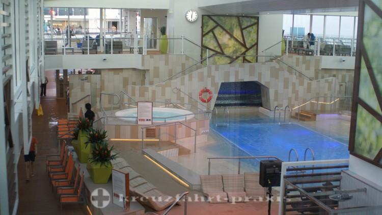 Mein Schiff 4 - Indoor Pool