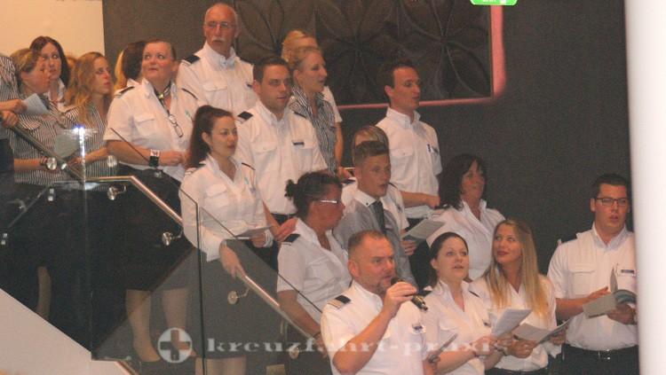 Mein Schiff 4 - Shanty Choir