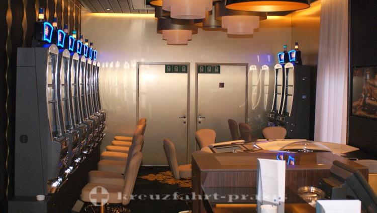 Mein Schiff 4 - Casino