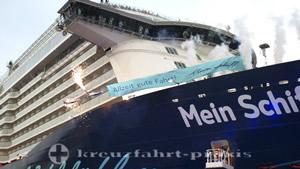 Mein Schiff 3 und 4 erzielen Top-Ranking bei Berlitz 2016