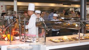 Anckelmannsplatz – Buffetrestaurant