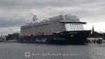 Mein Schiff 5 in Kiel