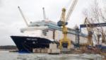 TUI Cruises - Mein Schiff 6 ist aufgeschwommen