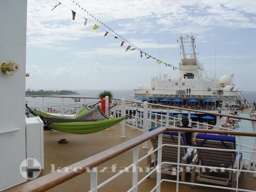 Mein Schiff - Unser lezter Tag an Bord