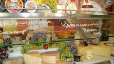 Anckelmannsplatz buffet restaurant - cheese selection