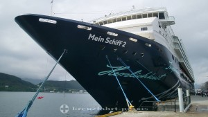 TUI Cruises cancels trips to South Africa with Mein Schiff ♥