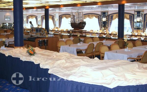 Restaurant Pazifik Buffetzone