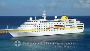 Plantours Kreuzfahrten MS Hamburg 2020 viermal in Havanna