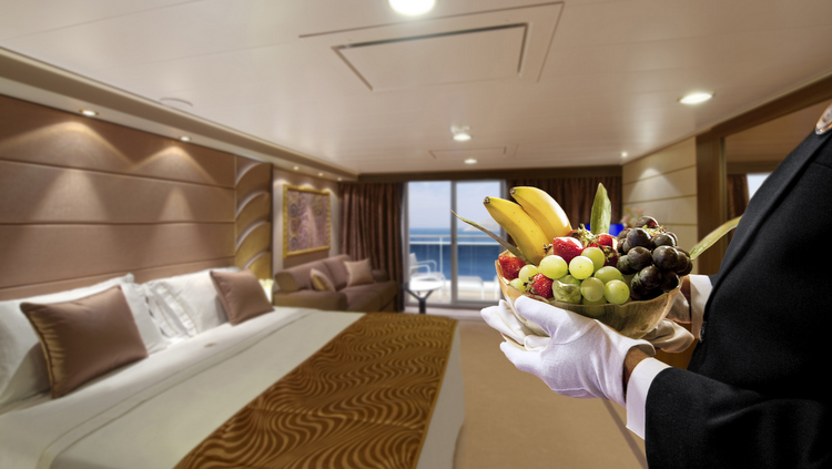 MSC Divina - Yacht Club Suite