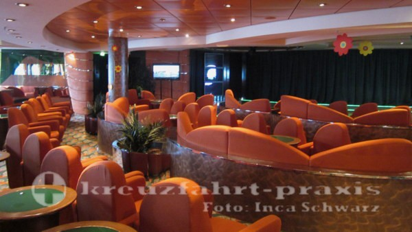 MSC MUSICA - Crystal Lounge