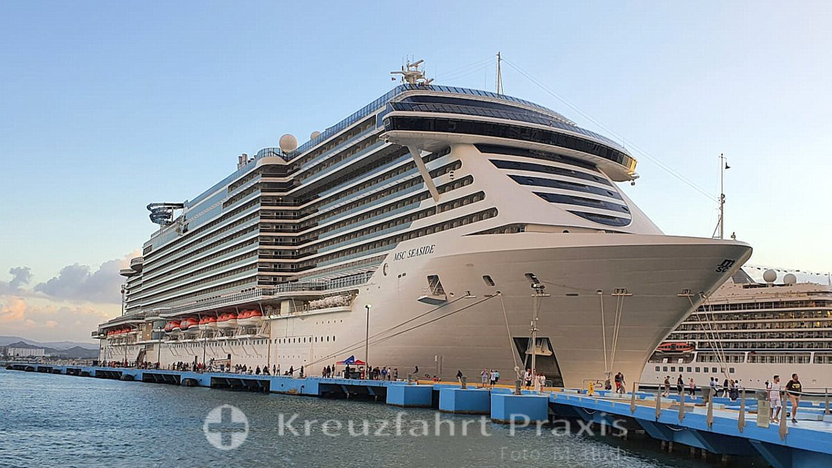 msc seaside karibik