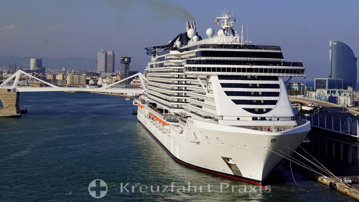 Kreuzfahrt-Branche leidet unter Coronavirus