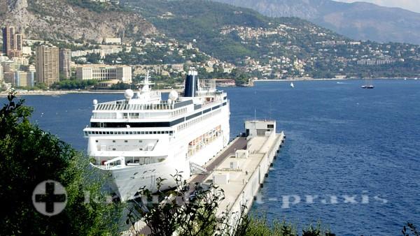 MSC Sinfonia in Monaco