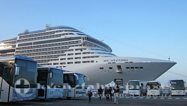 MSC Splendida - Ostseekreuzfahrt
