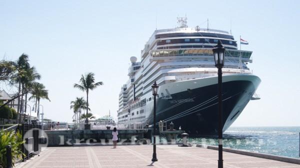 Nieuw Amsterdam in Key West/Fl.