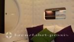 Norwegian Getaway - Studio mit Doppelbett und Gangfenster
