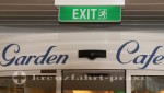 Norwegian Getaway - Garden Café