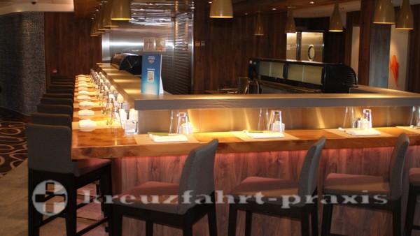 Norwegian Getaway - Wasabi Sushi Bar