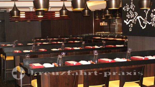 Norwegian Getaway - Shanghai's Noodle Bar