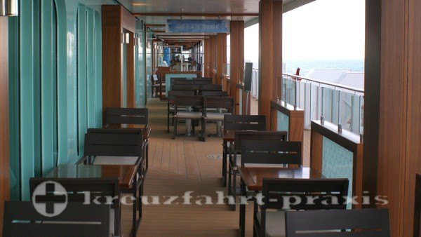 Norwegian Getaway - Ocean Blue an der Waterfront