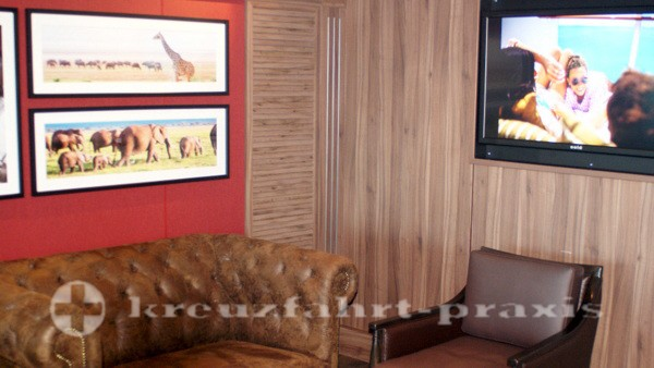 Norwegian Getaway - Cigar Lounge The Humidor