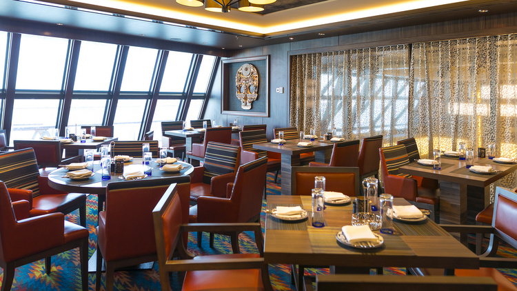 Norwegian Bliss - Restaurant Los Lobos