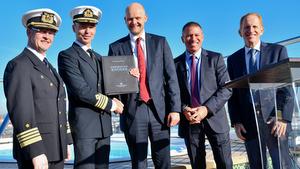 Norwegian Cruise Line begrüßt Norwegian Encore in der Flotte