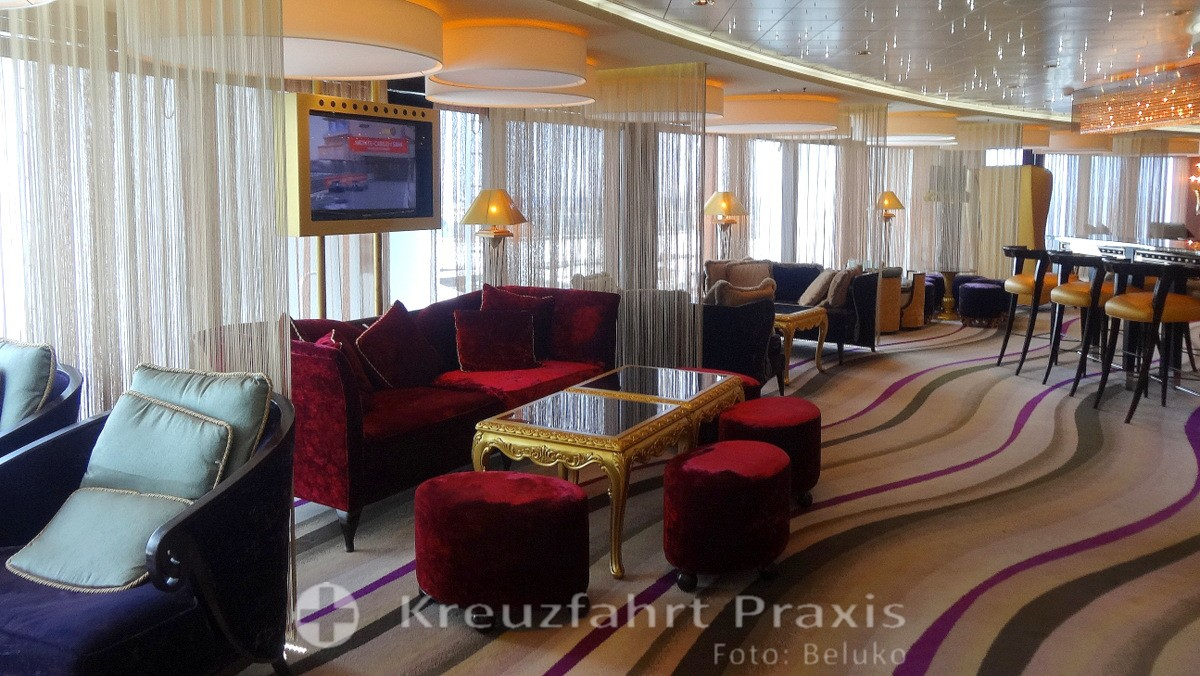 Norwegian Epic - Epic Club Lounge der Suitengäste