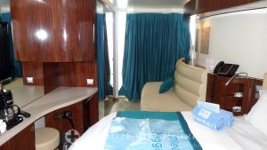 Balcony cabin 8105
