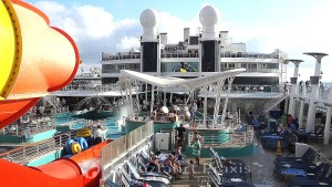 Norwegian Epic - Pooldeck