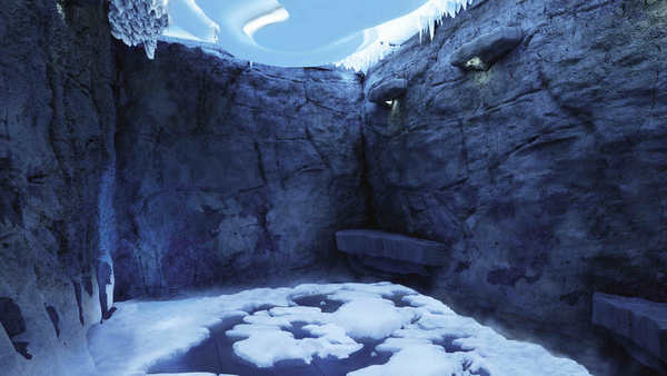 Norwegian Escape - Snowroom