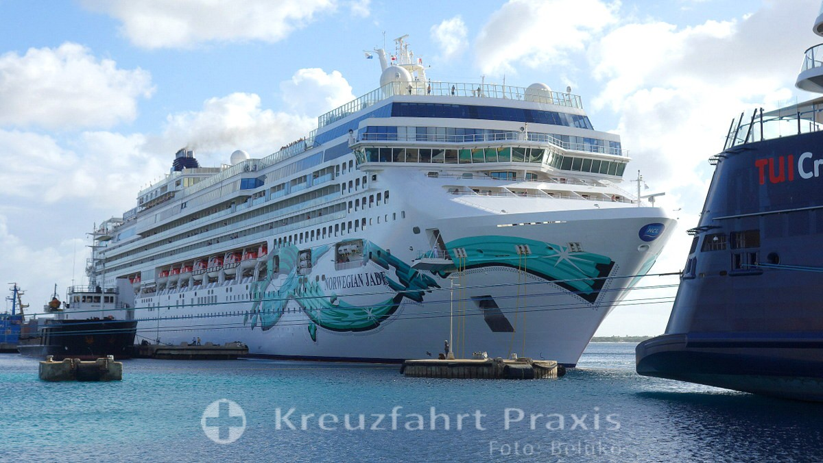 Norwegian Cruise Line: Normality will not be reached before 2023